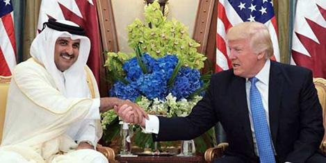 Katar ile ABD'nin uçak anlaşması