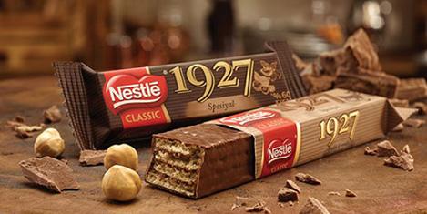 Nestle ABD'de şekerlemeden çıkıyor