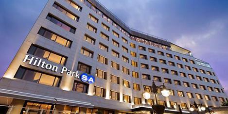 Hilton İstanbul Parksa'da son gün