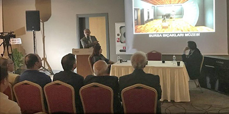 Bursa müzecilikte Anadolu'ya örnek