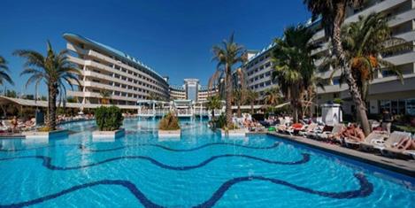 Antalya, otel yatırımında zirvede