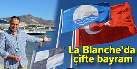 La Blanche'a 10. kez Mavi Bayrak