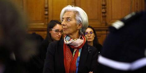 IMF Başkanı Lagarde büyük 'kriz' geliyor