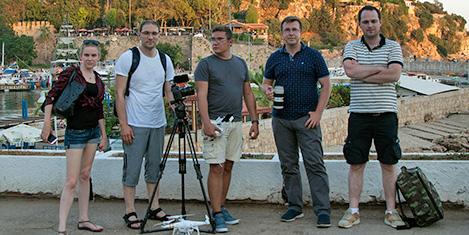 Coral Travel, Rus TV'cileri ağırladı