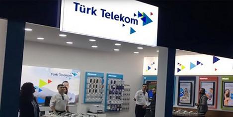 Türk Telekom'un içi boşaltıldı