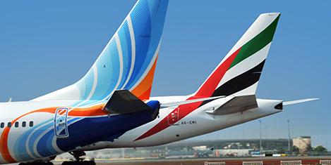 Emirates ve Flydubai birleşiyor