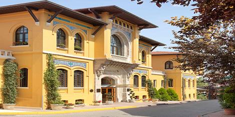 Four Seasons Sultanahmet en iyi