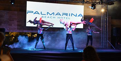 Palmarina Bodrum'da eğlence