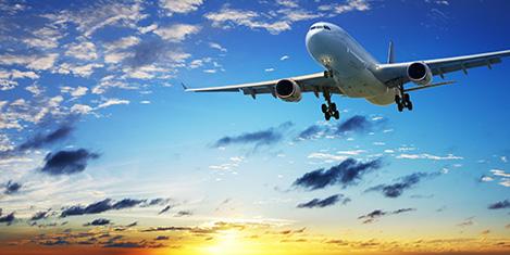 Uçak yolculuğunda iklim tehlikesi