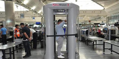 Havalimanı güvenliğine büyük yatırım