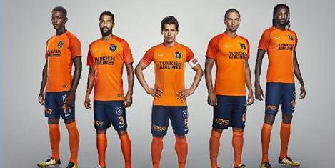 THY, Başakşehir Kulübü'ne sponsor