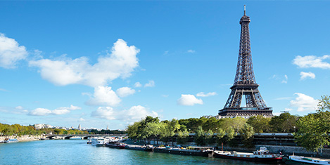 Türk turistin tercihi Paris