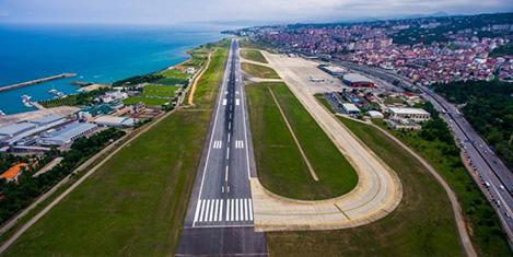 Trabzon'a Arap turist akını