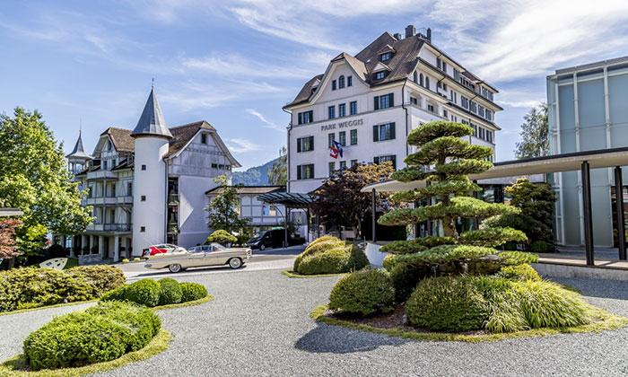 Doğuş Grubu, İsviçre'de otel aldı