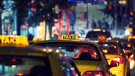 Turistlerin taksiyle imtihanı