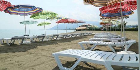 13 şehirde 28 kadın plajı açıldı
