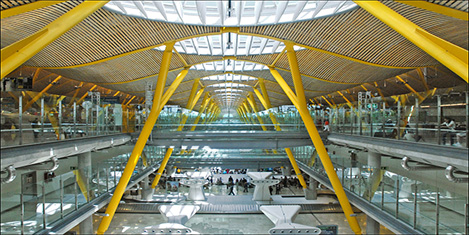 İspanya'da 46 havalimanında grev