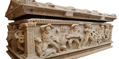 Herakles lahdi yurduna dönüyor
