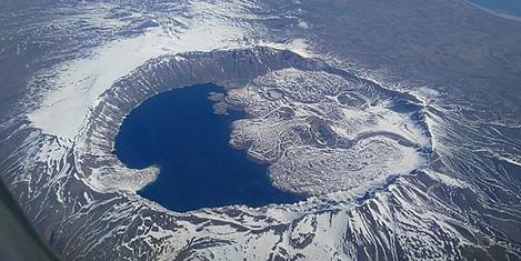 Nemrut Krater Gölü bilinmiyor