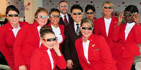 Virgin Atlantic, WiFi'li ilk havayolu