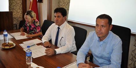 Kemer Belediyesi 19 fuara katılacak