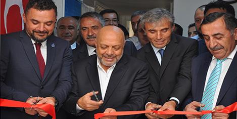 Liman–İş'e Kültür Merkezi açıldı