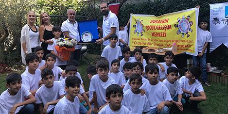 İstanbul 30 çocuğa terörü unutturdu
