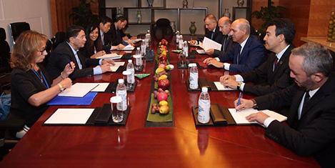 Türkiye liderliğinde turizm komitesi