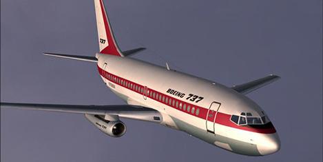 Dünyanın en eski yolcu uçağı