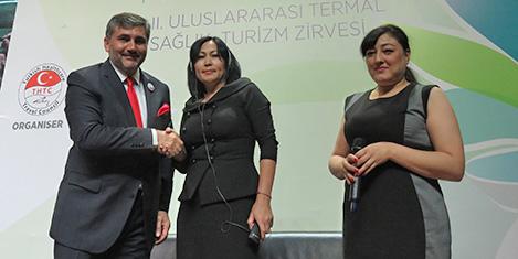 Kazakistan'la sağlık turizmi anlaşması