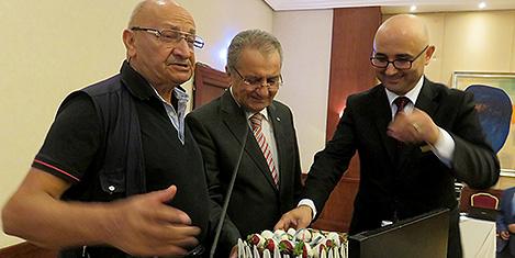 Halil Tuncer'in mutluluk gözyaşları