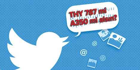 THY'nin Twitter oylaması