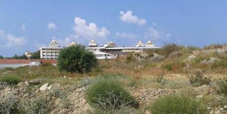 Manavgat'a 5 yıldızlı otel