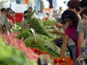 Yıllık enflasyon yüzde 25.24'ü gördü