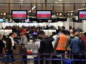 Belçika'da yolcukimlik bilgilerini kaydetme