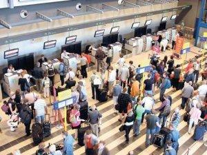 Uçak yolculuğunda rötar veya iptalde 600 Euro alın