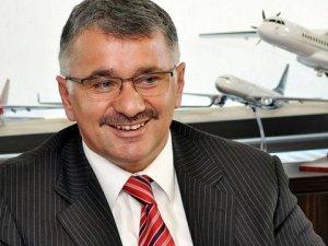 Bilal Ekşi: 'Türkiye ve Mısır havacılıkta en iyi dönemini yaşıyor'