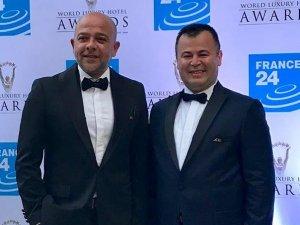 İkbal'e 'Doğu Avrupa'nın En Lüks Spa Oteli' ödülü