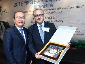 Çin'den çağrı: Yüksek verimli tarımda iş birliği yapalım