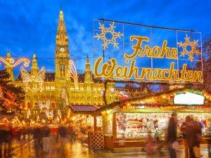 Viyana'da Noel Zamanı'Noel Pazarları' heyecanı başlıyor