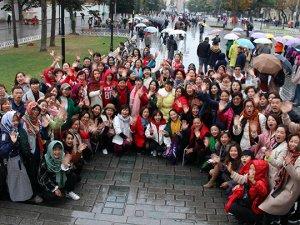 Çinli turist tatile çıkıyor,İtalya, Japonya ve Tayland akın bekliyor.