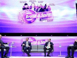 Markalar ve sporu buluşturan Brand&Sport Summit