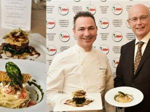 """İtalyan Mutfağı """"Fellini, Armani ve Rossini"""" ile tanıtıldı"""