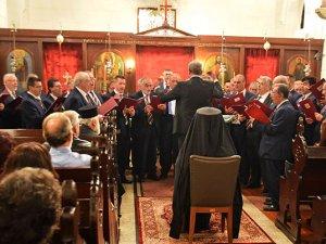 İzmir Aya Fotini Kilisesi'nde ilahi müzik konseri