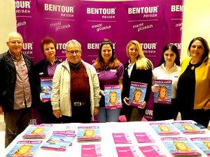Bentour Reisen yüzde 99.6 memnuniyete ulaştı