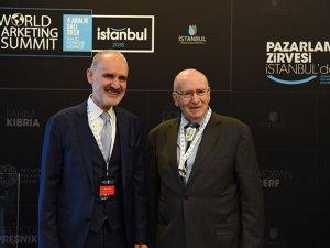 İTO, ünlü pazarlama Profesörü Philip Kotler'i ağırladı