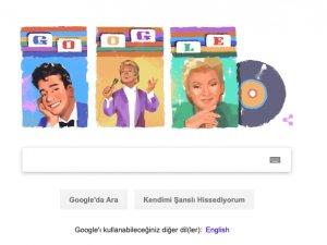 Google'dan doğum gününde Zeki Müren'e özel doodle