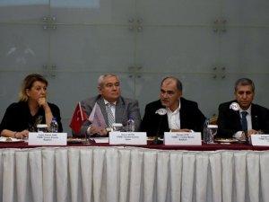 TOBB yönetimi turizm için Antalya'da toplandı