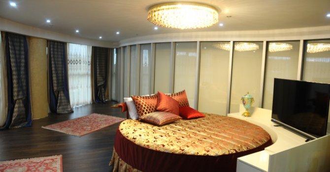 Arap turist bu otelde bir gece kalmak için 134 bin TL ödüyor