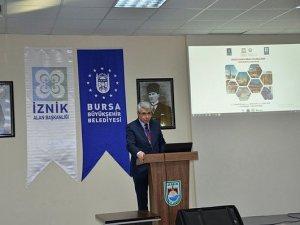 """İznik'te """"UNESCOyönetim alanı"""" sınırları belirleniyor"""